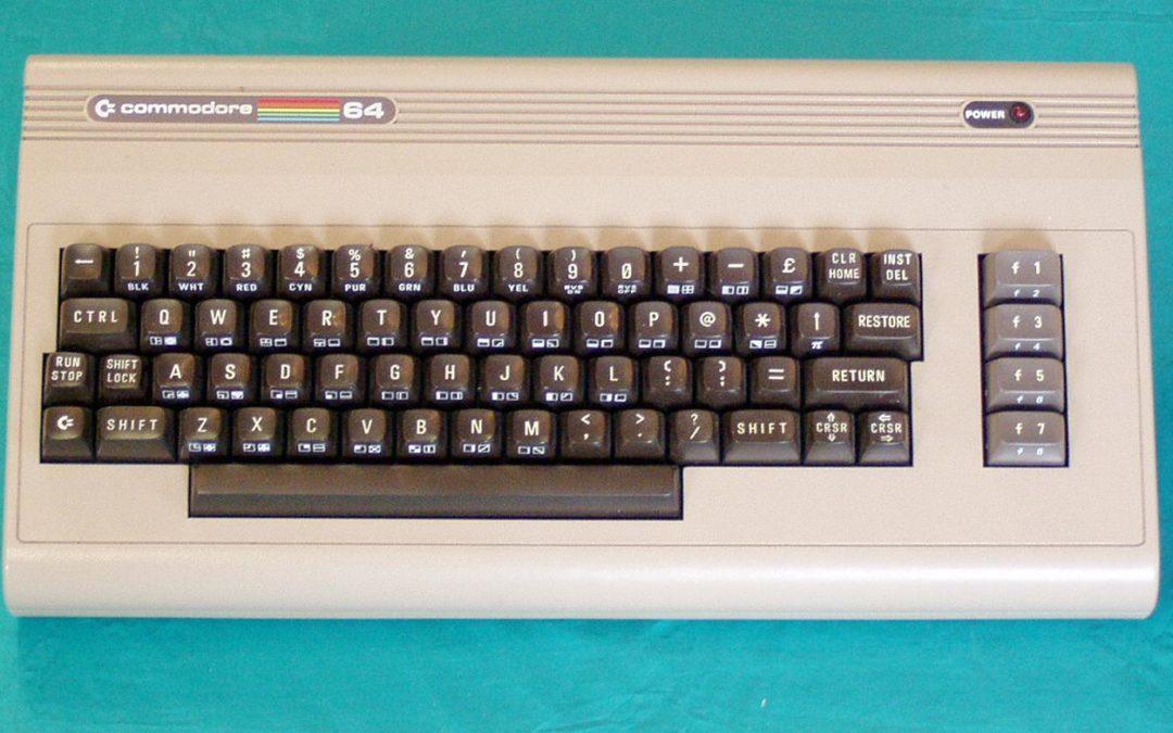 Génération Commodore 64